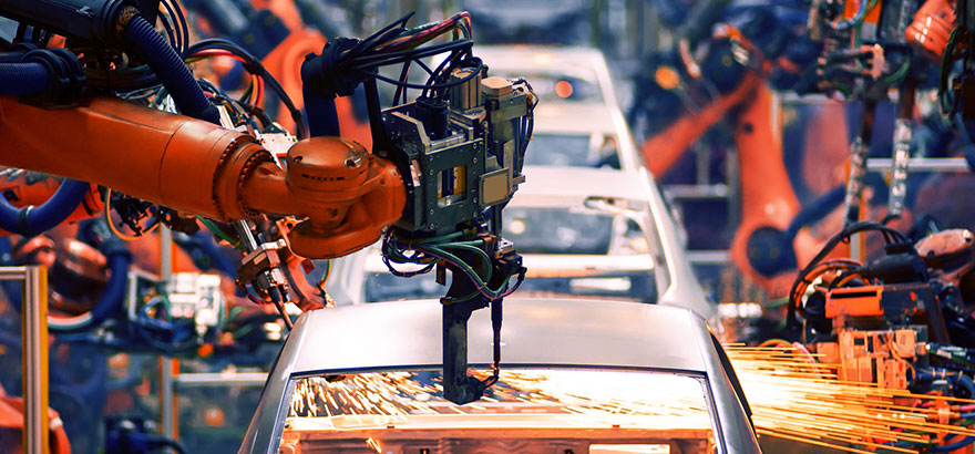 How Industrial IOT Can Impact The Automotive Industry
